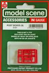 5191 Modelscene Post Boxes (9)
